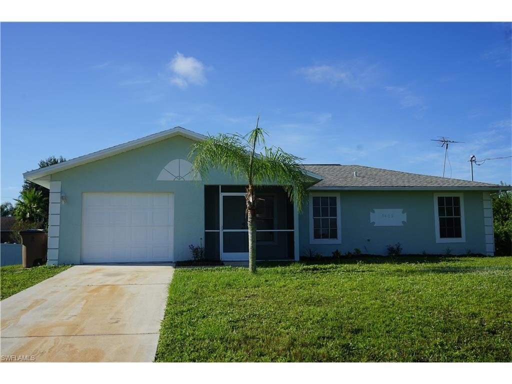 3409 15th St W, Lehigh Acres, FL 33971 (MLS #216057555) :: The New Home Spot, Inc.
