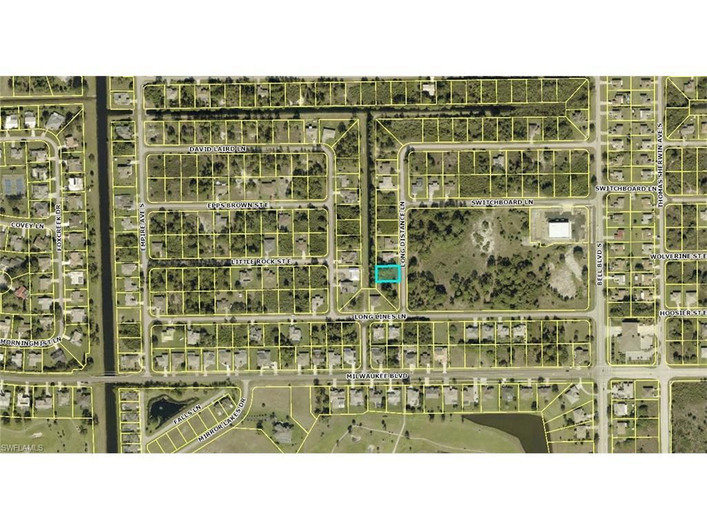 719 Long Distance Ln, Lehigh Acres, FL 33974 (MLS #216058537) :: The New Home Spot, Inc.