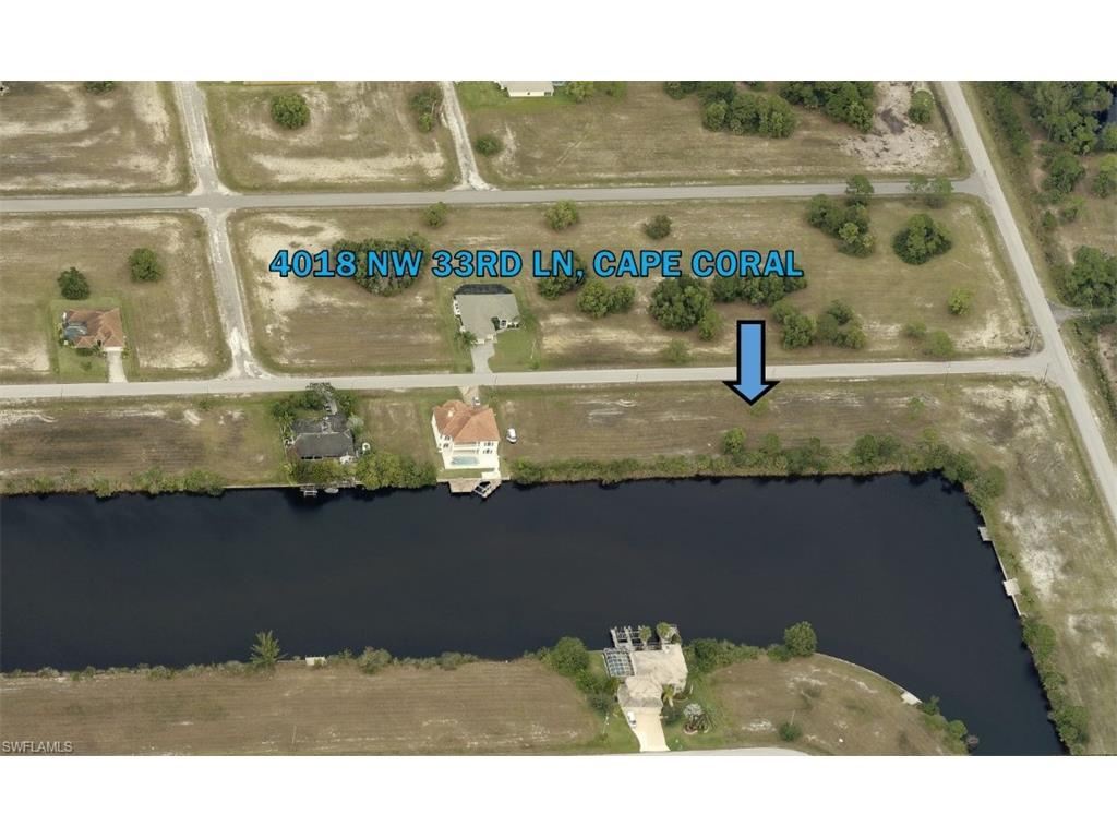 4018 NW 33rd Ln, Cape Coral, FL 33993 (#216059520) :: Homes and Land Brokers, Inc