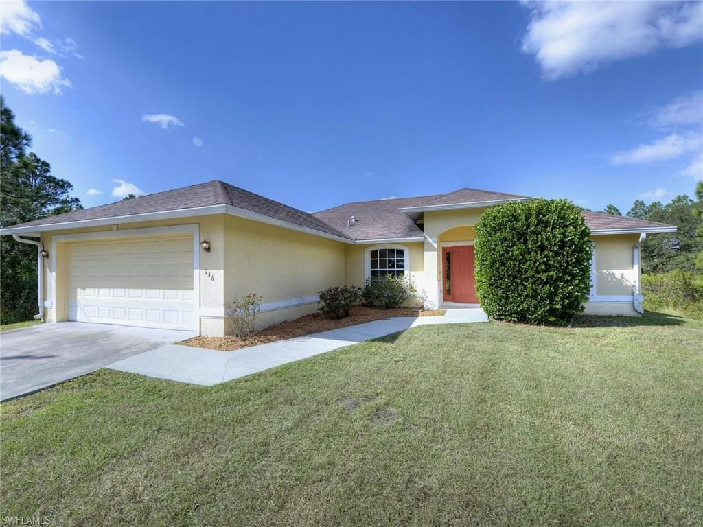 746 Oro Ave S, Lehigh Acres, FL 33974 (MLS #216059639) :: The New Home Spot, Inc.