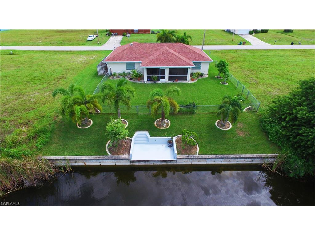 2508 NW 18th Pl, Cape Coral, FL 33993 (MLS #216060719) :: The New Home Spot, Inc.