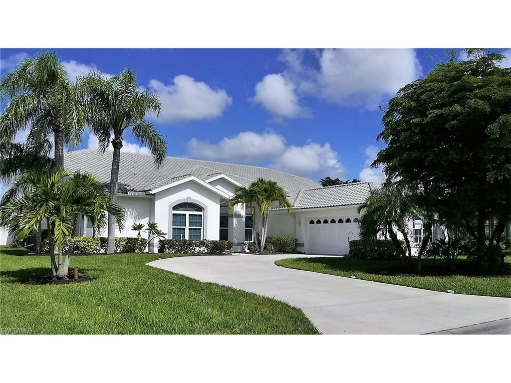 8381 Trentwood Ct, Fort Myers, FL 33912 (MLS #216060904) :: The New Home Spot, Inc.