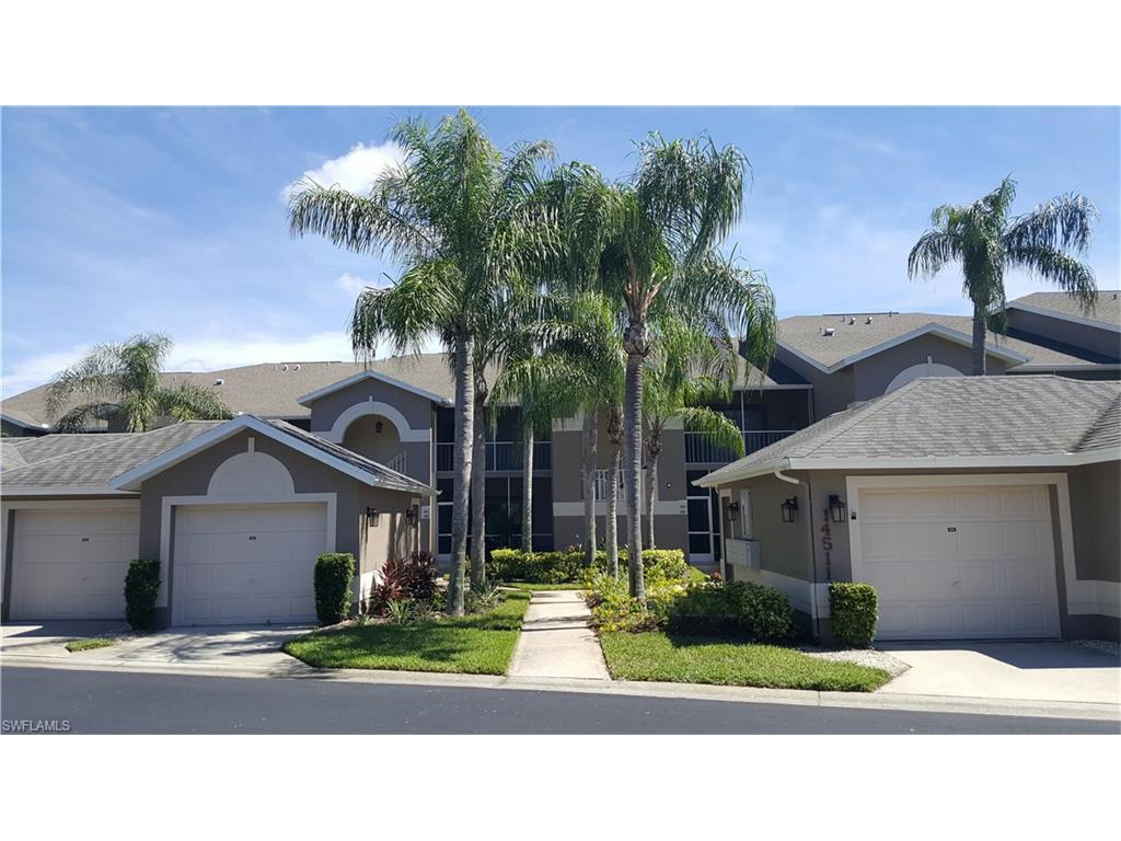 14511 Hickory Hill Ct #513, Fort Myers, FL 33912 (MLS #216061473) :: The New Home Spot, Inc.