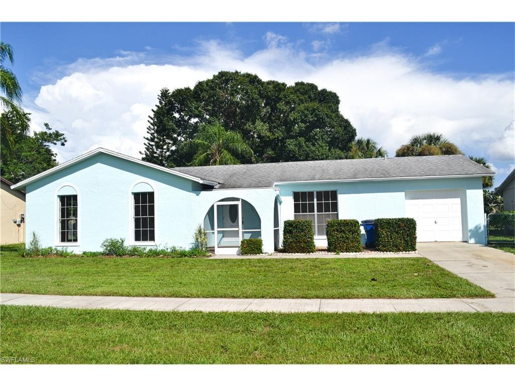 794 Friendly St, North Fort Myers, FL 33903 (MLS #216061485) :: The New Home Spot, Inc.