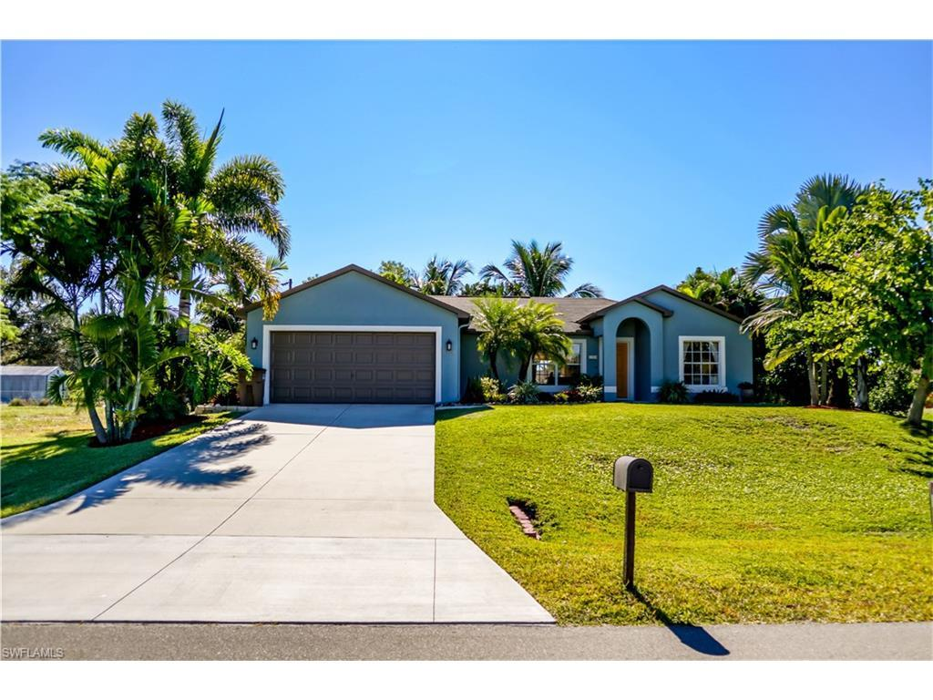 1308 SW 13th St, Cape Coral, FL 33991 (MLS #216061696) :: The New Home Spot, Inc.