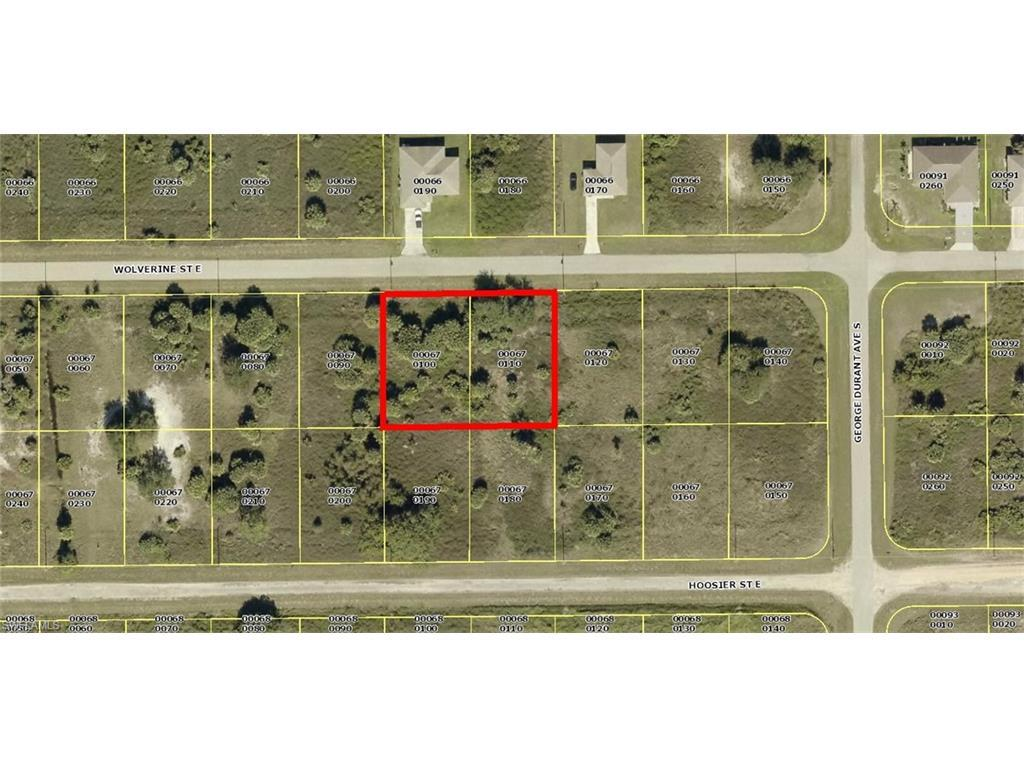 826/824 Wolverine St E, Lehigh Acres, FL 33974 (#216061838) :: Homes and Land Brokers, Inc