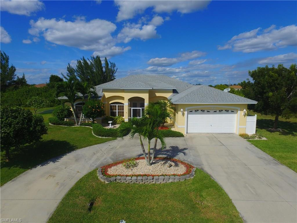 3437 NW 18th Ter, Cape Coral, FL 33993 (MLS #216061908) :: The New Home Spot, Inc.