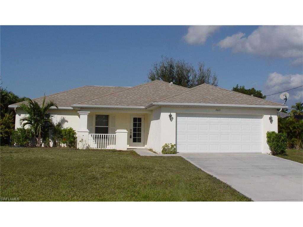 2621 NW Embers Ter, Cape Coral, FL 33993 (MLS #216061957) :: The New Home Spot, Inc.