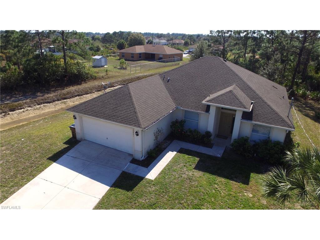 2801 50th St W, Lehigh Acres, FL 33971 (MLS #216062004) :: The New Home Spot, Inc.
