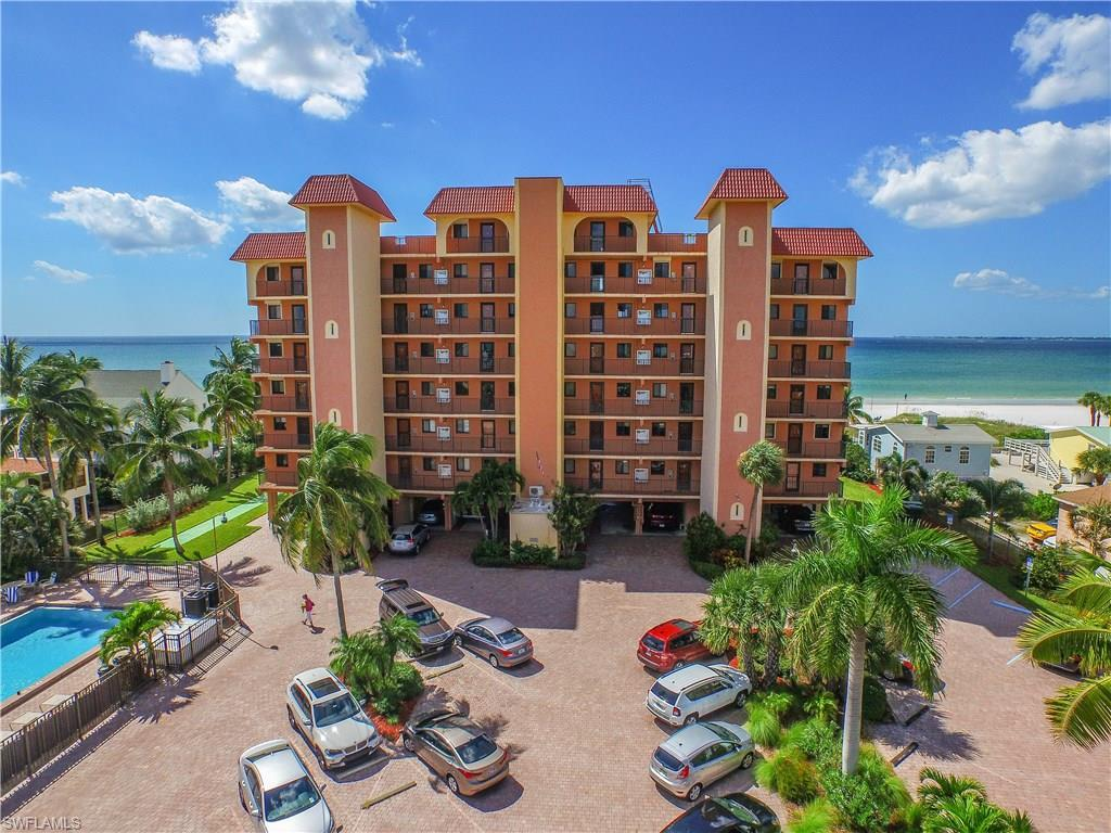 600 Estero Blvd #606, Fort Myers Beach, FL 33931 (#216062864) :: Homes and Land Brokers, Inc