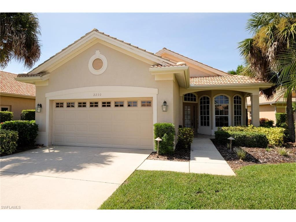 2250 Eaton Lake Ct, Lehigh Acres, FL 33973 (MLS #216063000) :: The New Home Spot, Inc.