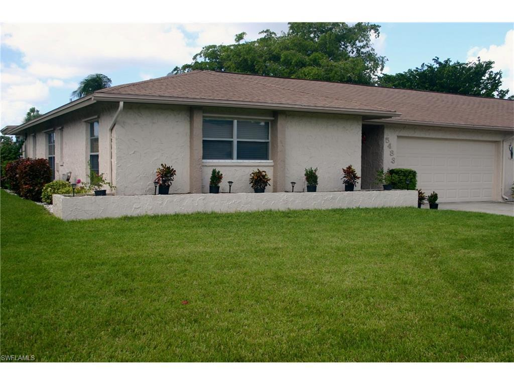5483 Capbern Ct, Fort Myers, FL 33919 (MLS #216063021) :: The New Home Spot, Inc.