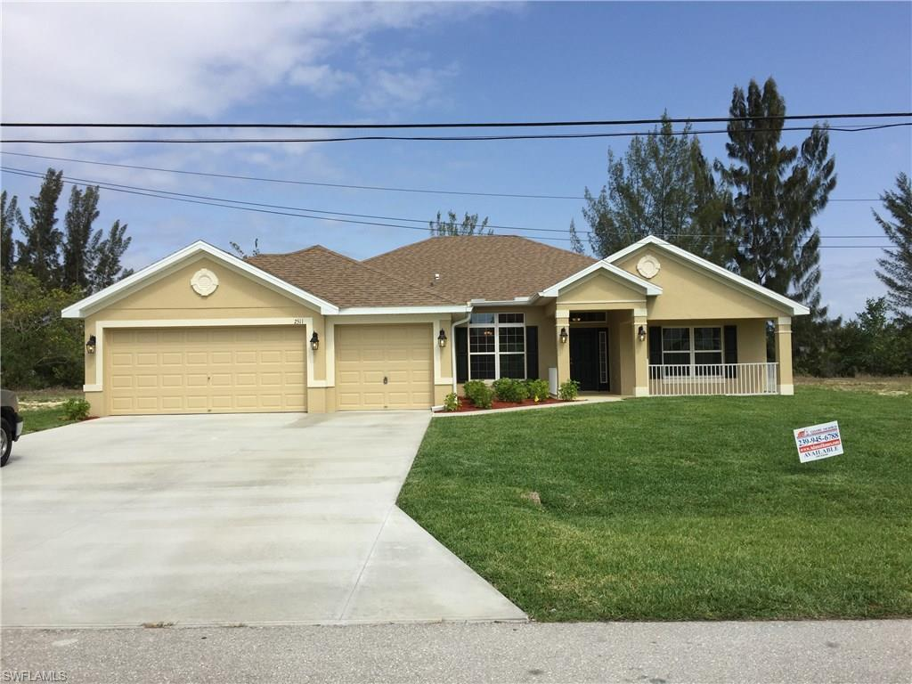 2511 SW 11th Ave, Cape Coral, FL 33914 (MLS #216063443) :: The New Home Spot, Inc.