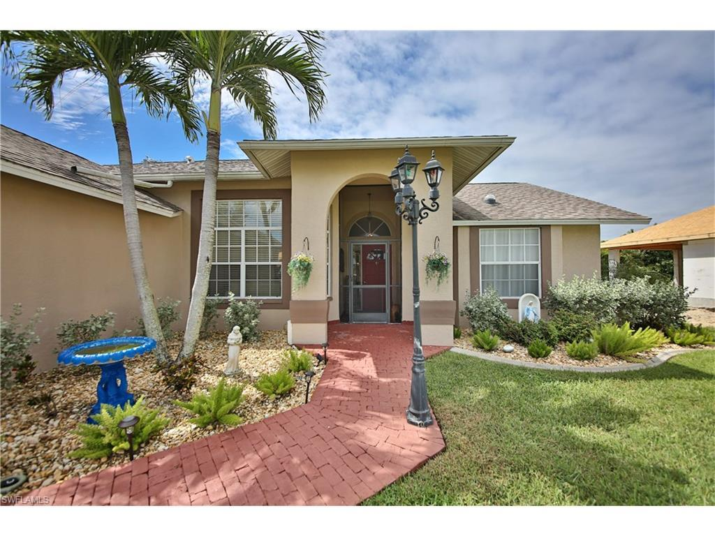 3046 SW 27th Pl, Cape Coral, FL 33914 (#216063756) :: Homes and Land Brokers, Inc