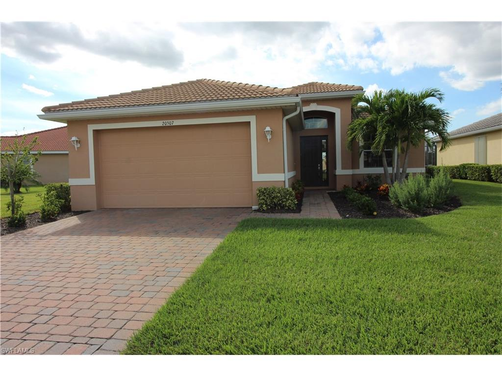 20507 Sky Meadow Ln, North Fort Myers, FL 33917 (MLS #216063820) :: The New Home Spot, Inc.