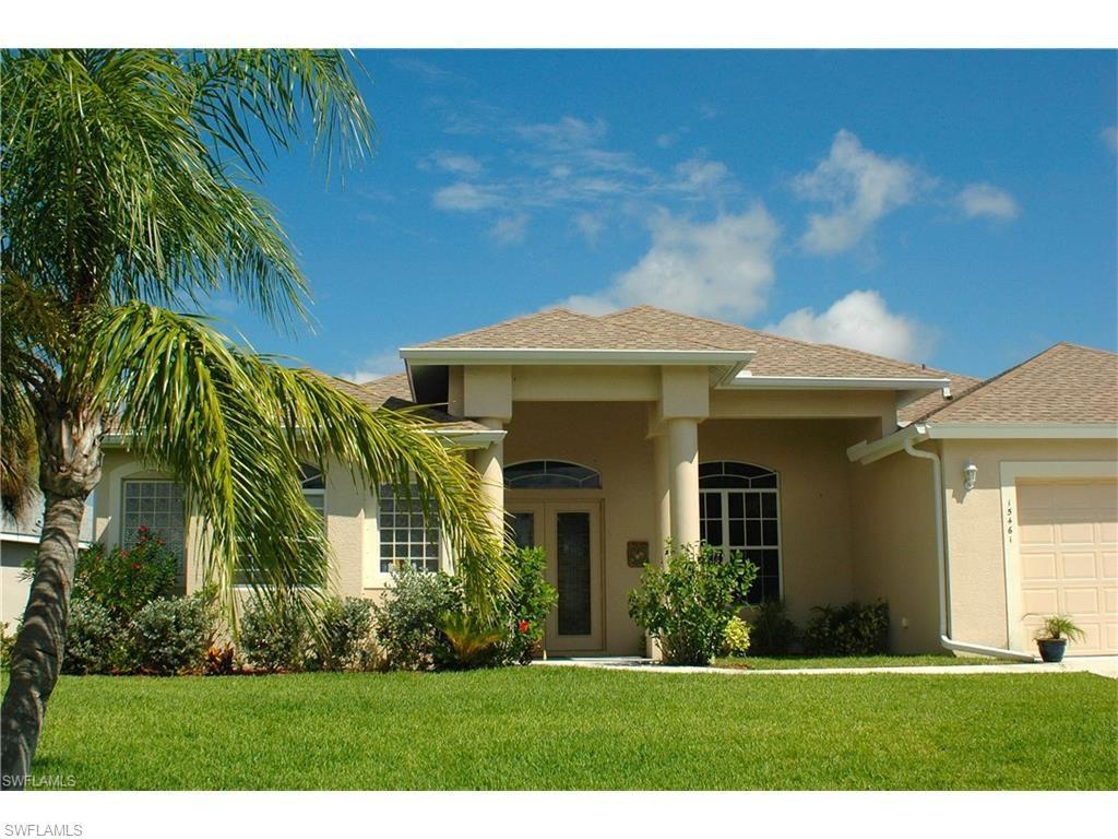 15461 River Cove Ct N, North Fort Myers, FL 33917 (MLS #216063851) :: The New Home Spot, Inc.