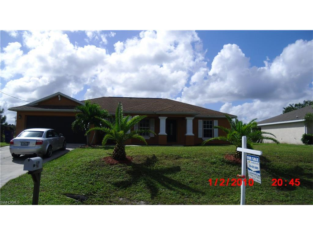 3027 39th St SW, Lehigh Acres, FL 33976 (MLS #216064048) :: The New Home Spot, Inc.