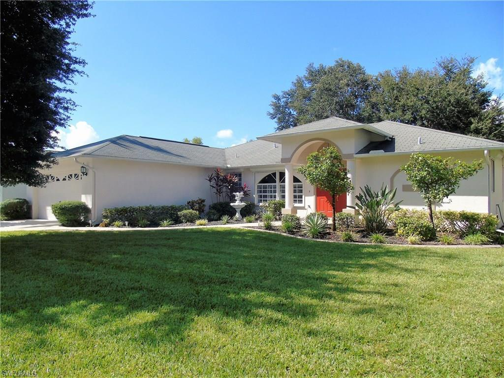 13711 Fern Trail Dr, North Fort Myers, FL 33903 (MLS #216064683) :: The New Home Spot, Inc.