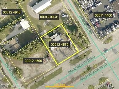 4821 Palm Beach Blvd, Fort Myers, FL 33905 (MLS #217020199) :: Clausen Properties, Inc.
