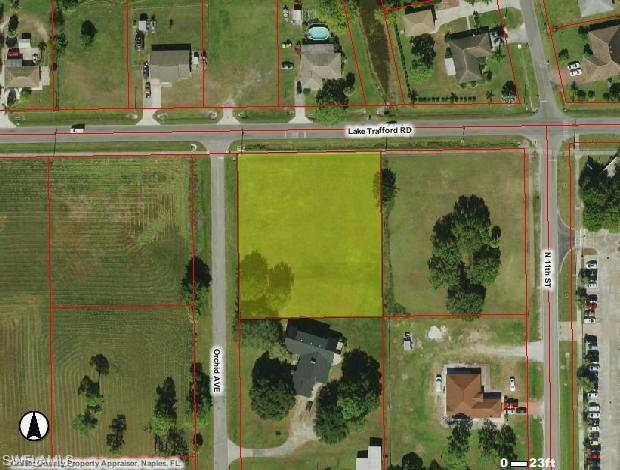 Orchid Ave, Immokalee, FL 34142 (MLS #217074415) :: Clausen Properties, Inc.