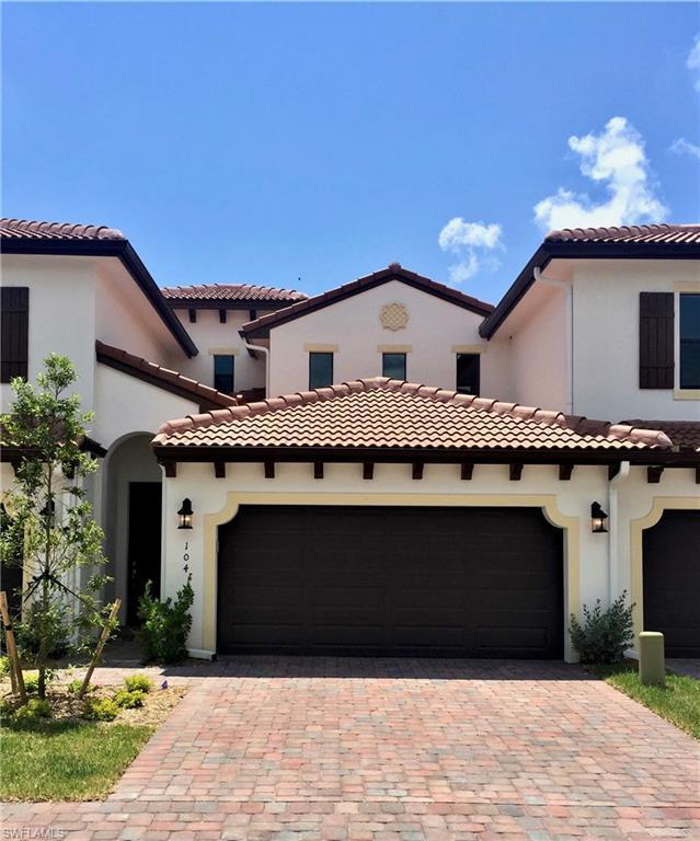 9481 Sardinia Way #104, Fort Myers, FL 33908 (MLS #218026978) :: RE/MAX DREAM
