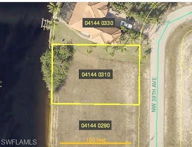 450 NW 39th Ave, Cape Coral, FL 33993 (MLS #218031412) :: RE/MAX Realty Team