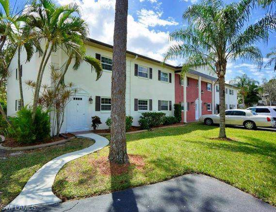 7031 New Post Dr #8, North Fort Myers, FL 33917 (#219081860) :: The Dellatorè Real Estate Group