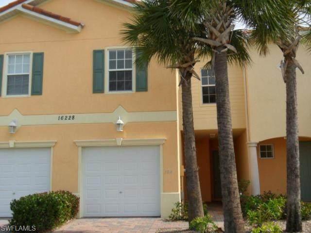 16228 Via Solera Cir #104, Fort Myers, FL 33908 (MLS #220013766) :: Sand Dollar Group
