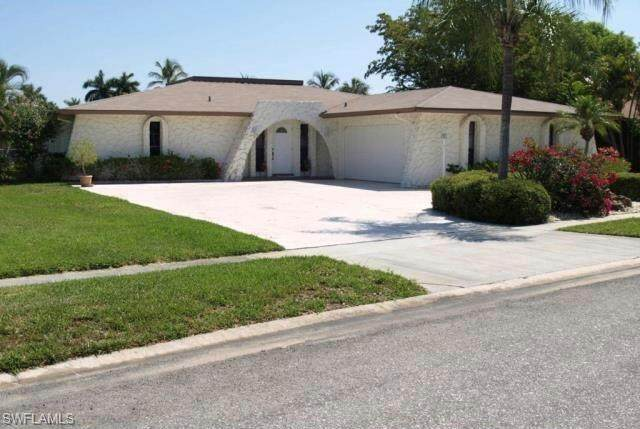 1433 Carmelle Drive, Fort Myers, FL 33919 (#220051271) :: Jason Schiering, PA