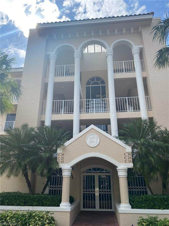 8430 Abbington Circle C15, Naples, FL 34108 (MLS #220066975) :: Clausen Properties, Inc.