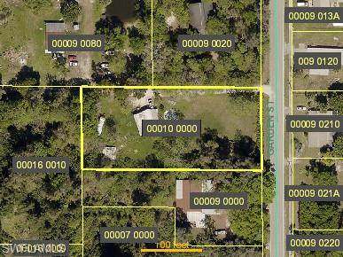 2745 Garden Street, North Fort Myers, FL 33917 (MLS #220067863) :: The Naples Beach And Homes Team/MVP Realty