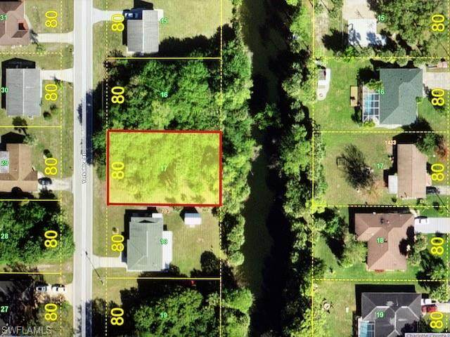 1410 Yorkshire Street, Port Charlotte, FL 33952 (MLS #221040102) :: Realty One Group Connections