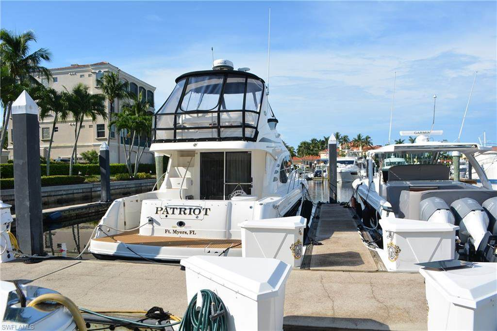 48 Ft. Boat Slip A Gulf Harbour F-25 - Photo 1
