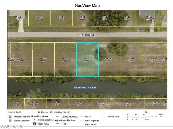 1424 NE 33rd Street, Cape Coral, FL 33909 (MLS #221054012) :: BonitaFLProperties