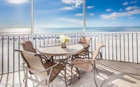 6620 Estero Boulevard #205, Fort Myers Beach, FL 33931 (MLS #221064778) :: The Naples Beach And Homes Team/MVP Realty