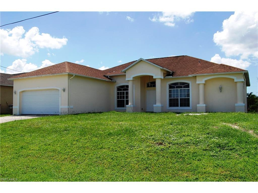2248 SW 27th Ter, Cape Coral, FL 33914 (MLS #214066987) :: The New Home Spot, Inc.