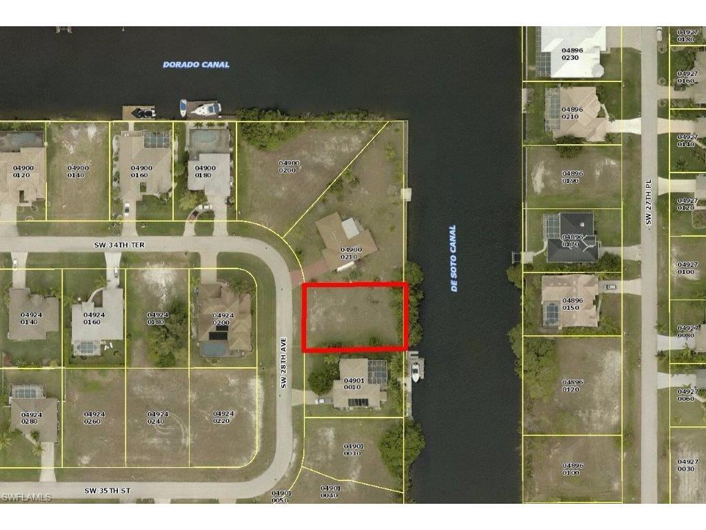 3415 SW 28th Ave, Cape Coral, FL 33914 (MLS #215071008) :: The New Home Spot, Inc.