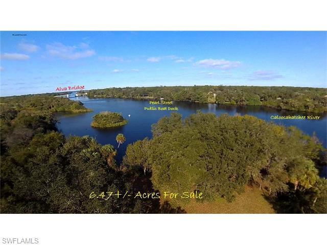 2331 Oakley Clark Rd, Alva, FL 33920 (MLS #216002615) :: The New Home Spot, Inc.