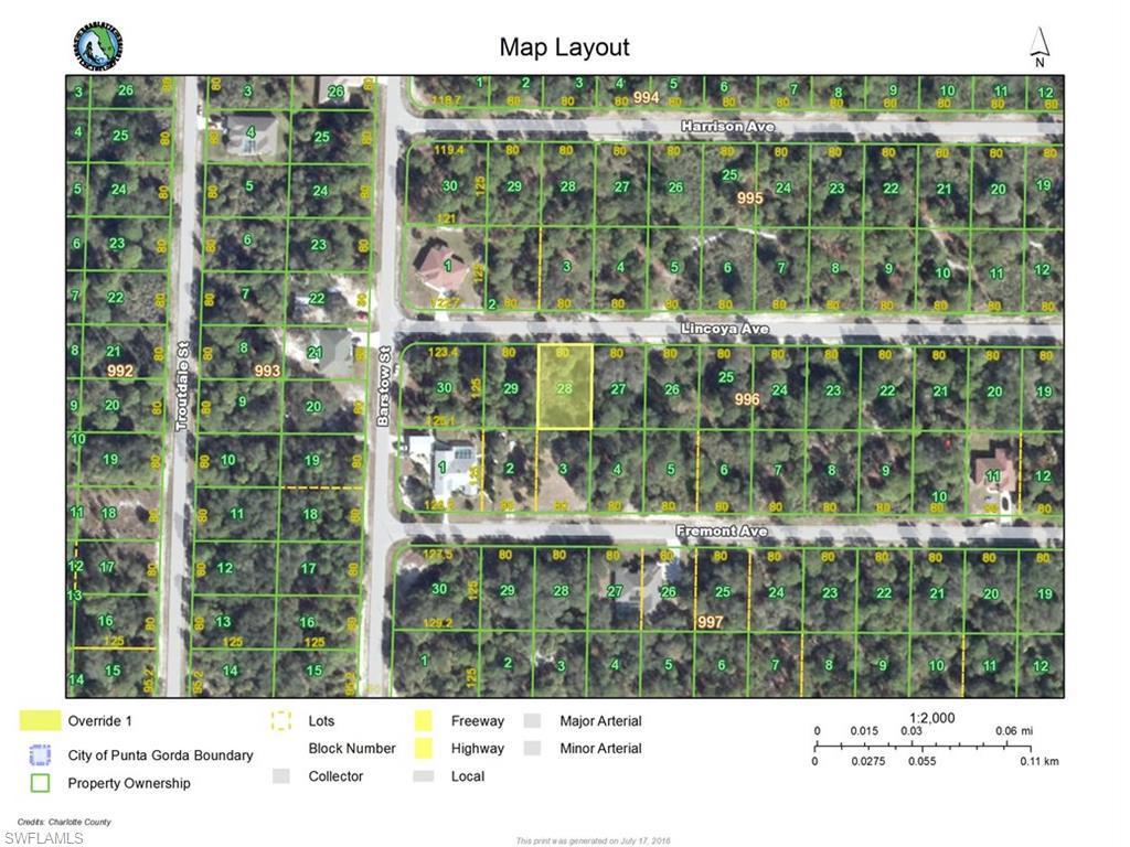 18351 Lincoya Ave, Port Charlotte, FL 33954 (#216016460) :: Homes and Land Brokers, Inc