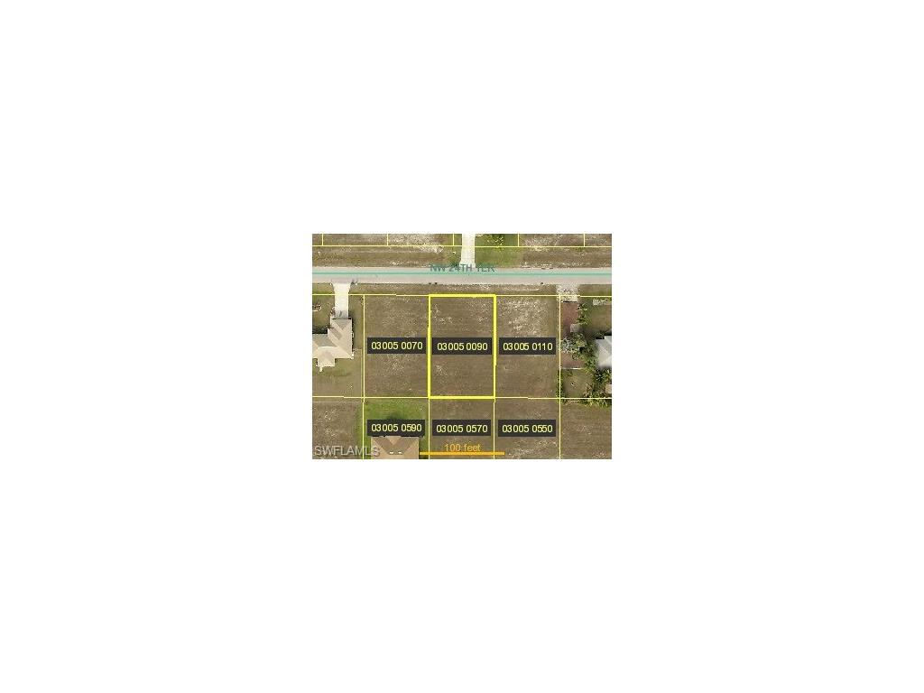 1034 NW 24th Ter, Cape Coral, FL 33993 (MLS #216017035) :: The New Home Spot, Inc.