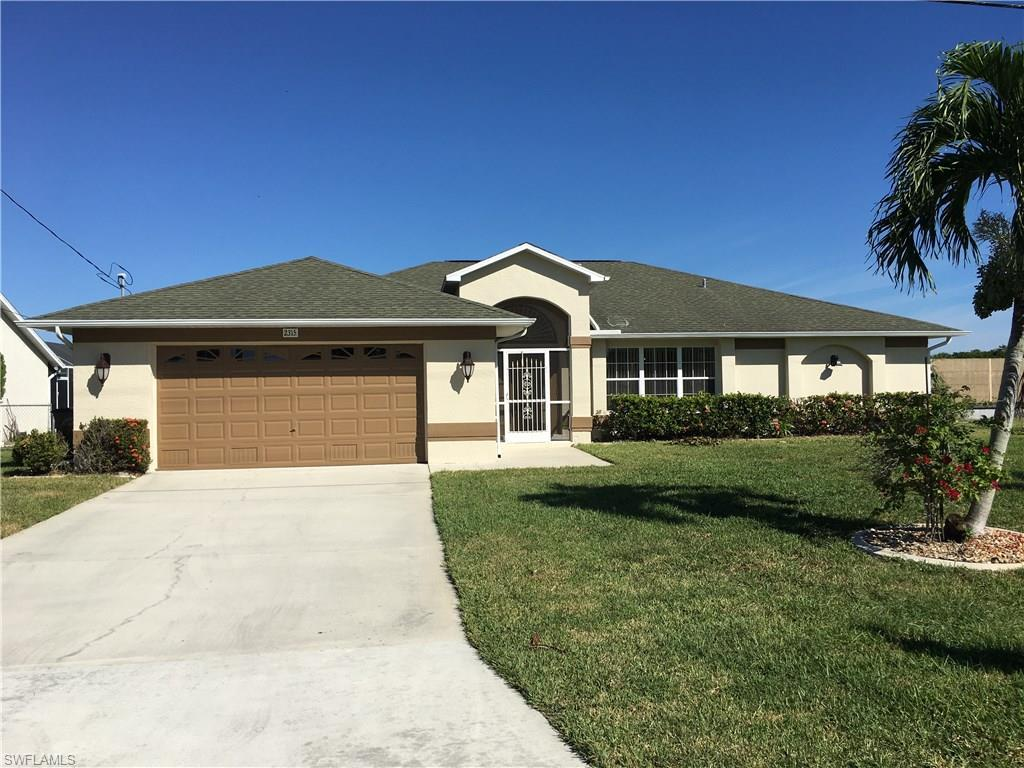 2315 Everest Pky, Cape Coral, FL 33904 (MLS #216019917) :: The New Home Spot, Inc.