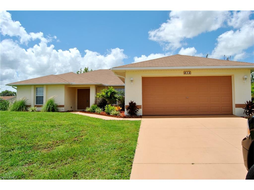 412 NE 8th Ter, Cape Coral, FL 33909 (#216021263) :: Homes and Land Brokers, Inc