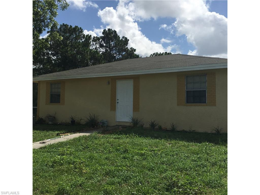 100 Donald Ave N, Lehigh Acres, FL 33971 (MLS #216028731) :: The New Home Spot, Inc.