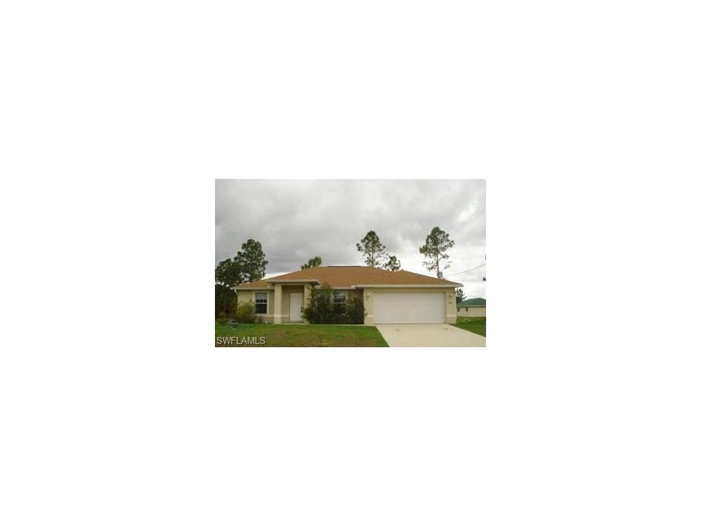 1036 Binkley St E, Lehigh Acres, FL 33974 (MLS #216029240) :: The New Home Spot, Inc.
