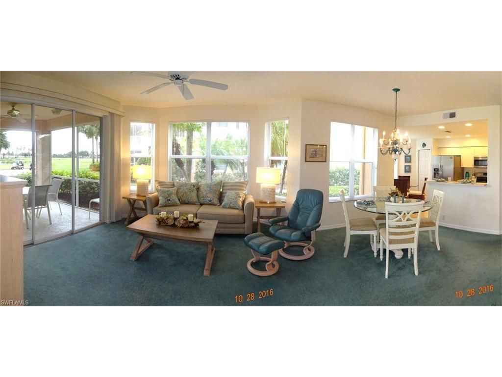 16411 Millstone Cir #107, Fort Myers, FL 33908 (MLS #216031677) :: The New Home Spot, Inc.