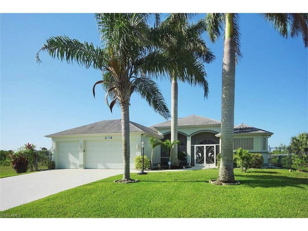 4104 NW 36th Ln, Cape Coral, FL 33993 (#216033059) :: Homes and Land Brokers, Inc