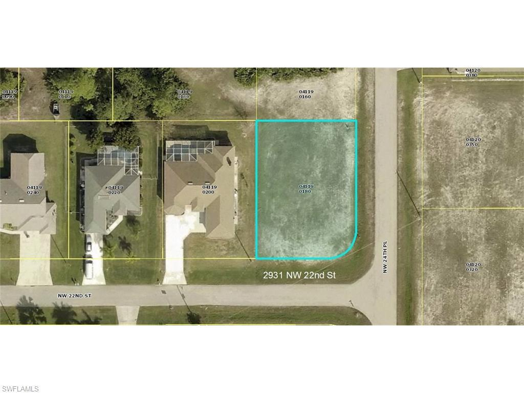 2431 NW 22nd St, Cape Coral, FL 33993 (MLS #216034373) :: The New Home Spot, Inc.