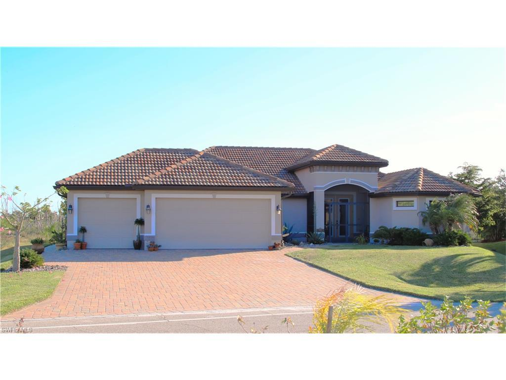 4328 Gulfstream Pky, Cape Coral, FL 33993 (MLS #216039391) :: The New Home Spot, Inc.