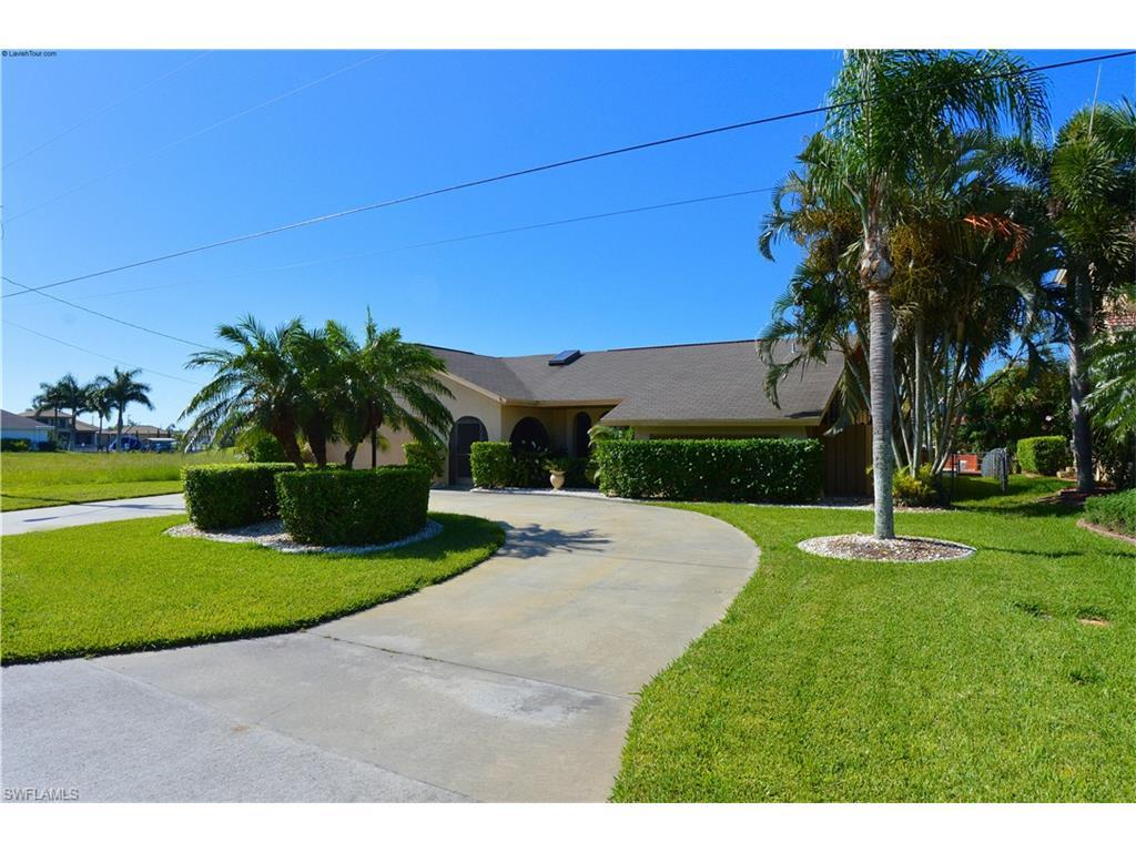 1220 SW 48th Ter, Cape Coral, FL 33914 (#216041184) :: Homes and Land Brokers, Inc