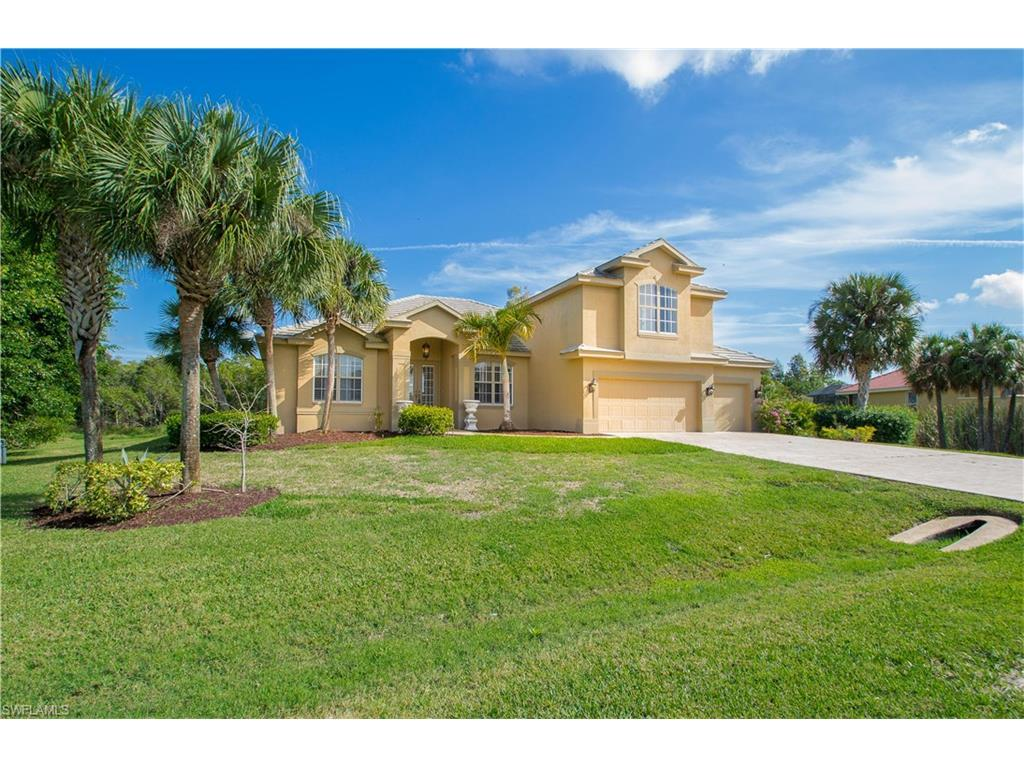 8520 Belle Meade Dr, Fort Myers, FL 33908 (#216042907) :: Homes and Land Brokers, Inc